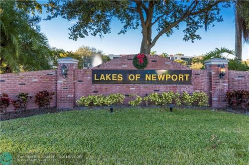 Photo of 7200 NW 1st St #202, Plantation, FL 33317 (MLS # F10262333)
