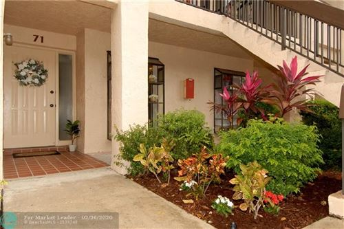 Photo of Listing MLS f10218334 in 2355 SW 15th St #71 Deerfield Beach FL 33442