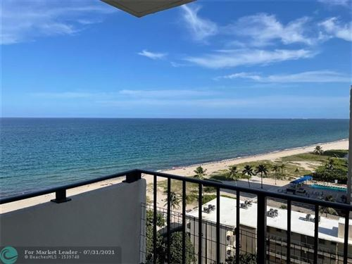 Photo of 1900 S Ocean Blvd #12C, Lauderdale By The Sea, FL 33062 (MLS # F10291334)