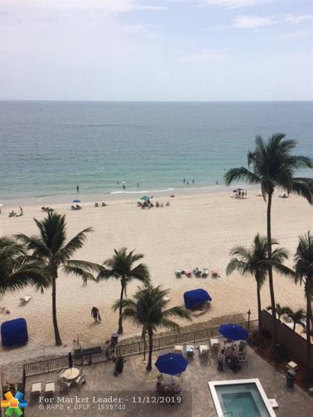 Photo of 3800 Galt Ocean Dr #707, Fort Lauderdale, FL 33308 (MLS # F10203334)