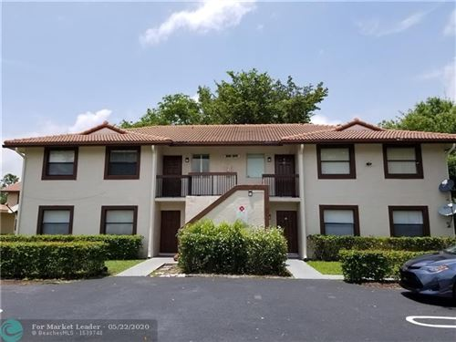 Photo of 11515 NW 44th St #11515, Coral Springs, FL 33065 (MLS # F10230335)