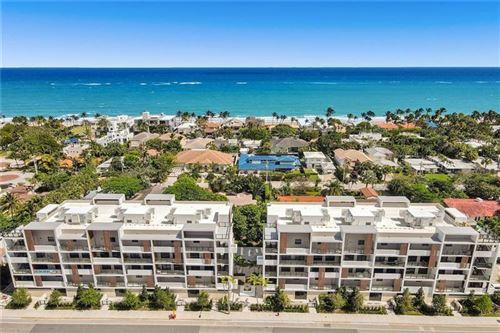 Photo of 3040 N Ocean Blvd #N204, Fort Lauderdale, FL 33308 (MLS # F10279335)