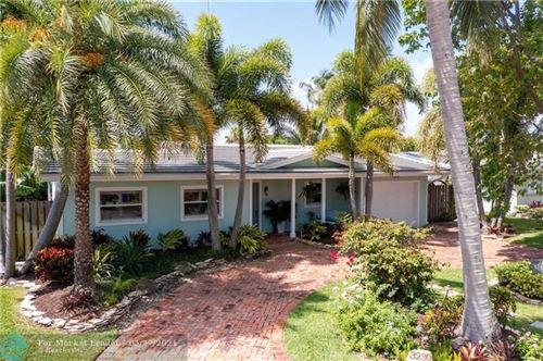 Photo of 3230 Cypress Creek Drive, Lauderdale By The Sea, FL 33062 (MLS # F10286336)