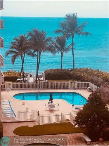Photo of 1169 Hillsboro Mile #517, Hillsboro Beach, FL 33062 (MLS # F10303336)