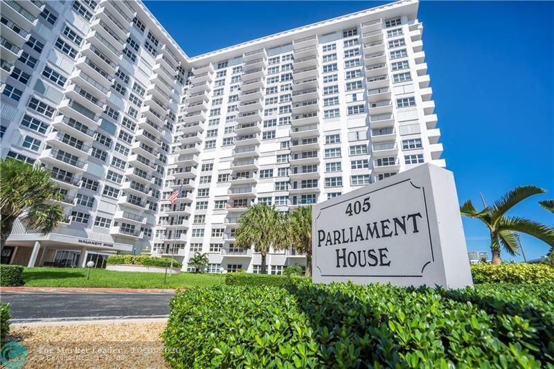 405 N Ocean Blvd #529, Pompano Beach, FL 33062 - #: F10255336