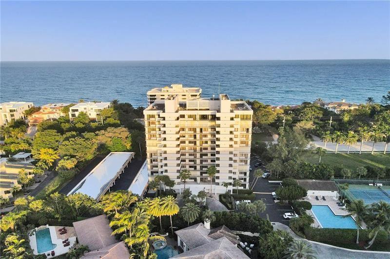 4600 S Ocean Boulevard #204, Highland Beach, FL 33487 - #: F10281336