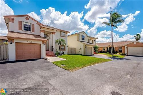 Photo of Listing MLS f10197337 in 3724 NW 107th Ter Sunrise FL 33351