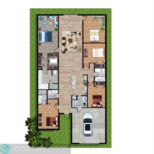 Foto de inmueble con direccion 4409 SW 20th St West Park FL 33023 con MLS F10224337