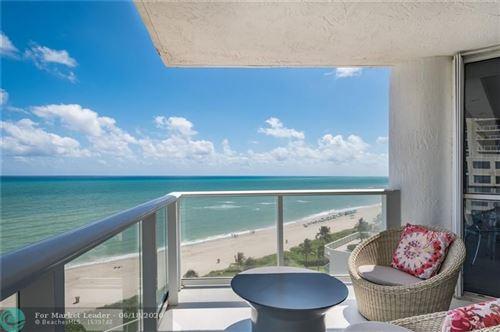 Photo of 16485 Collins Av #836, Sunny Isles Beach, FL 33160 (MLS # F10234337)