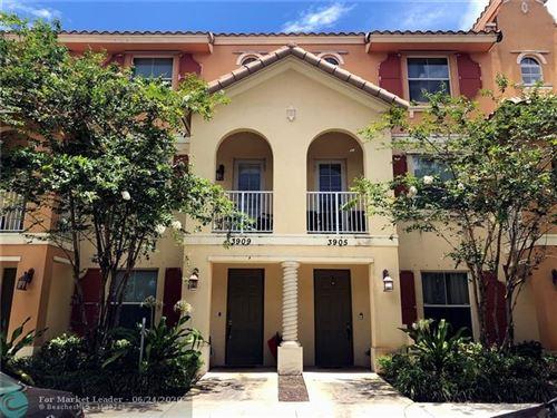 Photo of 3909 Monarch Ln #3909, Coconut Creek, FL 33073 (MLS # F10235337)