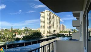 Photo of 340 SUNSET DR #506, Fort Lauderdale, FL 33301 (MLS # F10150338)
