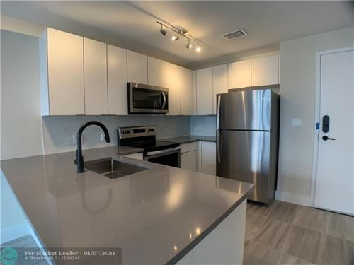 Photo of 121 N Compass Way #201, Dania Beach, FL 33004 (MLS # F10265338)