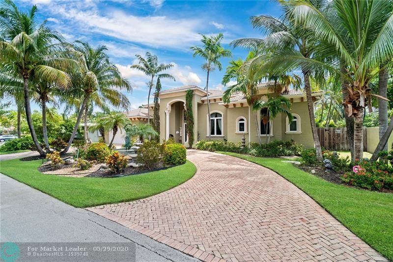 Photo of 2608 NE 27th Way, Fort Lauderdale, FL 33306 (MLS # F10229338)