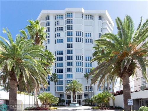 Photo of 1440 S OCEAN BL #5-A, Lauderdale By The Sea, FL 33062 (MLS # F10231339)