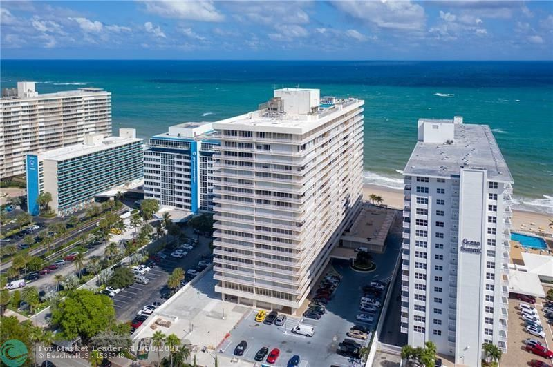 Photo of 4020 Galt Ocean Dr #303, Fort Lauderdale, FL 33308 (MLS # F10302339)