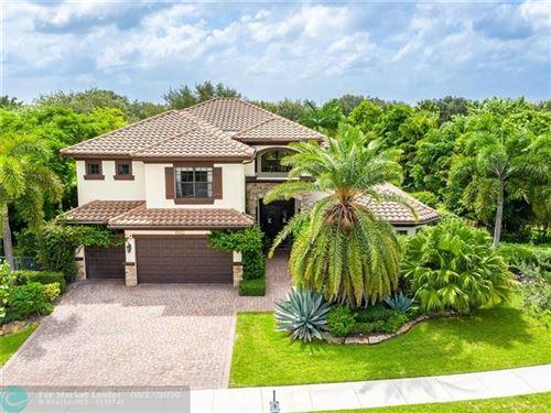 Photo of 6933 Lost Garden Terrace, Parkland, FL 33076 (MLS # F10235340)