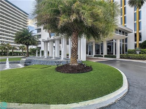 Photo of 3900 N Ocean Dr #14G, Lauderdale By The Sea, FL 33308 (MLS # F10283340)