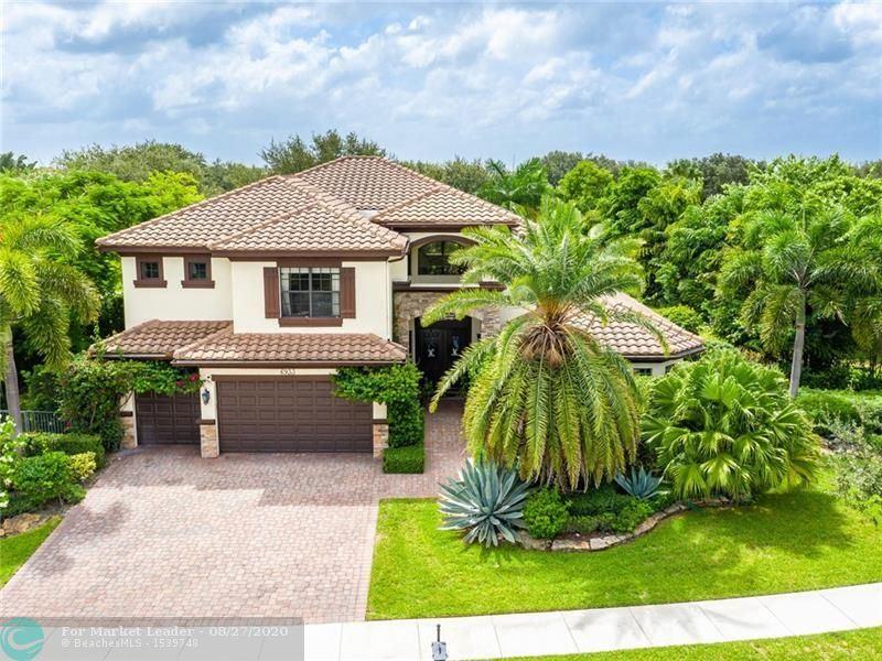 6933 Lost Garden Terrace, Parkland, FL 33076 - #: F10235340