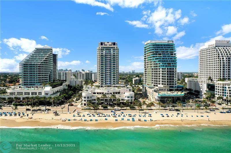 505 N Fort Lauderdale Beach Blvd #1805, Fort Lauderdale, FL 33304 - #: F10304340