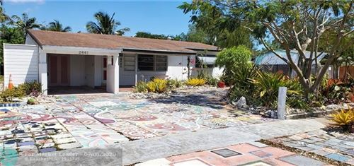 Photo of 2441 SW 15th Ct, Fort Lauderdale, FL 33312 (MLS # F10223341)