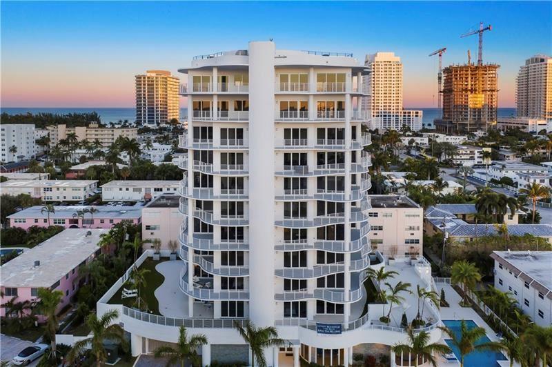 612 Bayshore Drive #701, Fort Lauderdale, FL 33304 - #: F10266341