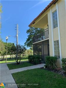Photo of 424 Lakeview Dr #101, Weston, FL 33326 (MLS # F10157342)