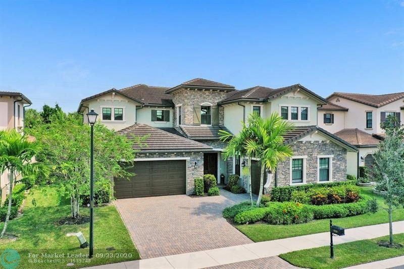 Photo of 8920 E Watercrest Circle, Parkland, FL 33076 (MLS # F10250342)