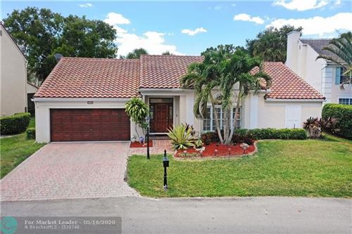 Photo of Listing MLS f10229344 in 7670 Live Oak Dr Coral Springs FL 33065