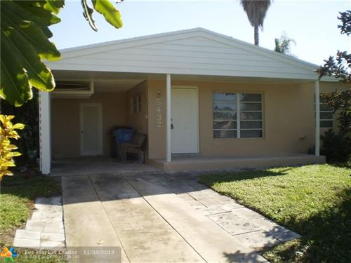 Photo of 5432 NE 4th Ter, Oakland Park, FL 33334 (MLS # F10205345)
