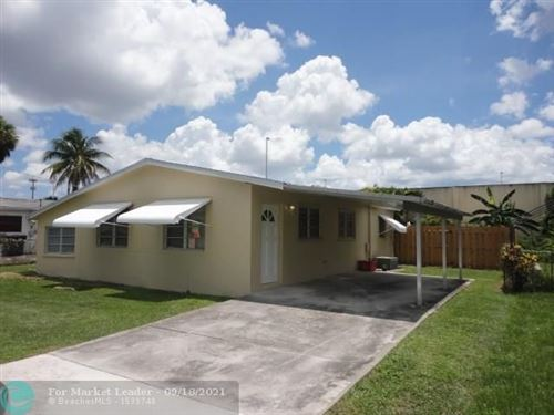 Photo of 5860 NW 41st Ter, Fort Lauderdale, FL 33319 (MLS # F10301345)