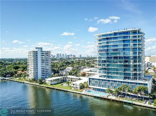Photo of 920 Intracoastal Dr #1401, Fort Lauderdale, FL 33304 (MLS # F10210346)