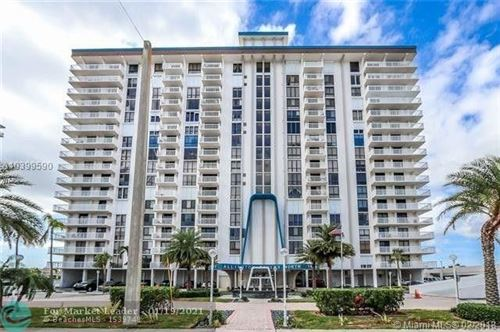 Photo of 1500 S Ocean Dr #2G, Hollywood, FL 33019 (MLS # F10267346)
