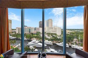 Photo of 333 Las Olas Way #1004, Fort Lauderdale, FL 33301 (MLS # F10137347)