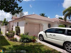 Photo of 7342 NW 1st Mnr, Plantation, FL 33317 (MLS # F10193347)