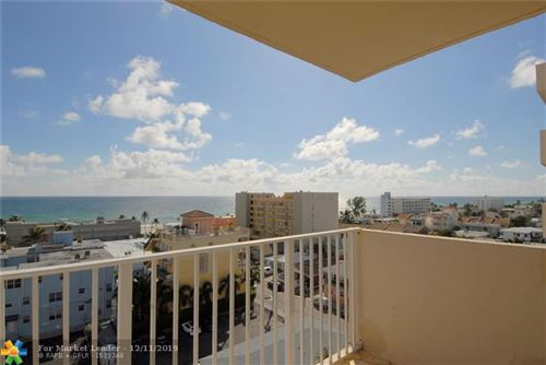 Foto de inmueble con direccion 211 S OCEAN DR #903 Hollywood FL 33019 con MLS H10766347