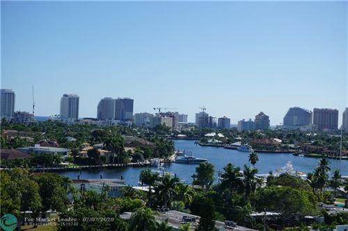 Photo of 900 NE 18th Ave #508, Fort Lauderdale, FL 33304 (MLS # F10237349)