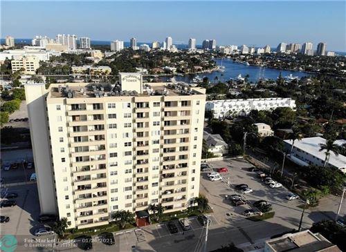 Photo of 900 NE 18th Ave #PH1408, Fort Lauderdale, FL 33304 (MLS # F10259349)