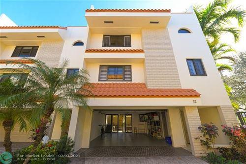 Photo of 1401 NE 9 Street #32, Fort Lauderdale, FL 33304 (MLS # F10268349)