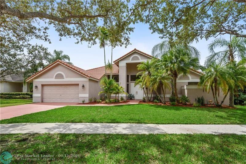 1058 Creekford Dr, Weston, FL 33326 - #: F10248349