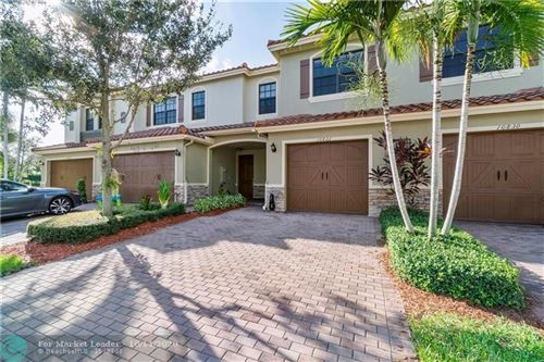 Photo of 10822 NW 72nd Place, Parkland, FL 33076 (MLS # F10251350)