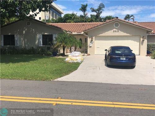 Photo of 2615 NE 30th St, Fort Lauderdale, FL 33306 (MLS # F10279350)