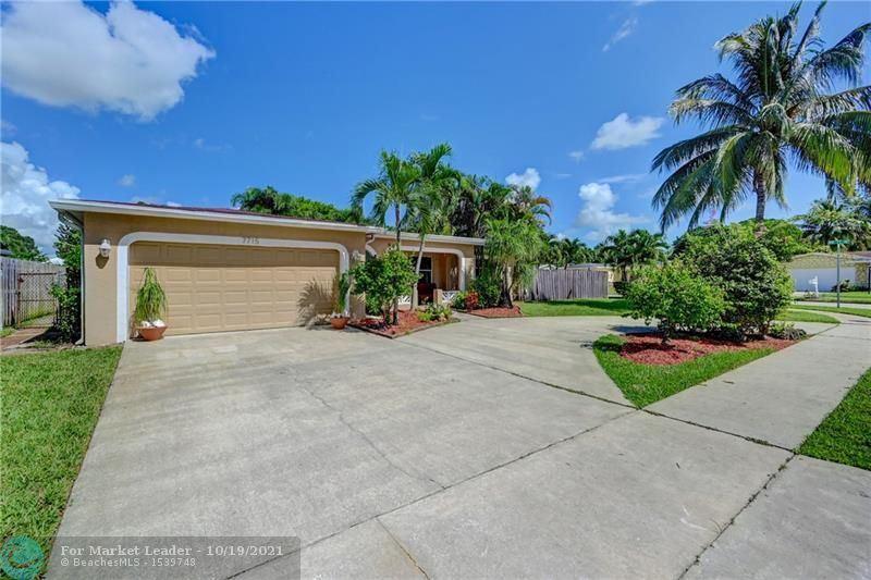 Photo of 7715 NW 1st St, Margate, FL 33063 (MLS # F10300350)