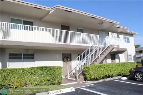 Photo of 601 NW 77th Ave #107, Margate, FL 33063 (MLS # F10304352)