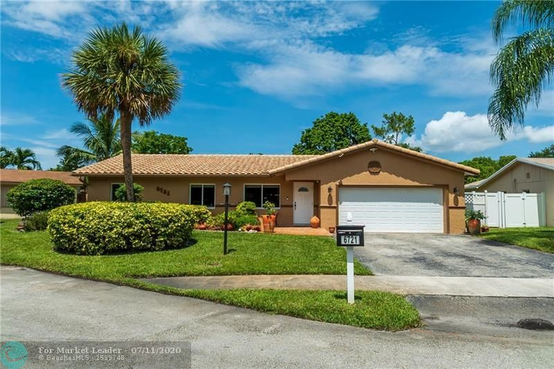 6721 NW 28th Way, Fort Lauderdale, FL 33309 - #: F10237352