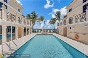 Photo of 4318 El Mar Drive #204, Lauderdale By The Sea, FL 33308 (MLS # F10184353)