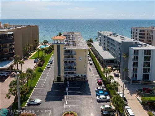 Foto de inmueble con direccion 1161 Hillsboro Mile #607 Hillsboro Beach FL 33062 con MLS F10230353