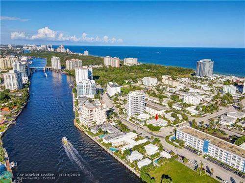 Photo of 600 Bayshore Dr #3, Fort Lauderdale, FL 33304 (MLS # F10259353)