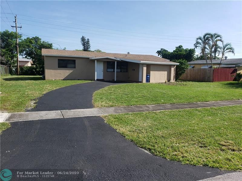 6814 NW 12th St, Plantation, FL 33313 - #: F10234353