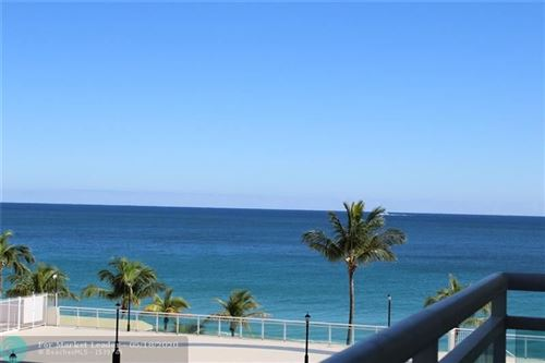 Photo of 3900 Galt Ocean Dr #315, Fort Lauderdale, FL 33308 (MLS # F10224354)