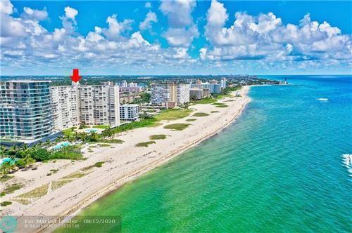 Photo of 750 N Ocean Blvd #210, Pompano Beach, FL 33062 (MLS # F10243354)